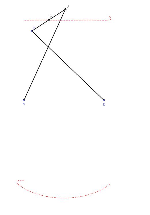 Chebyshev's linkage