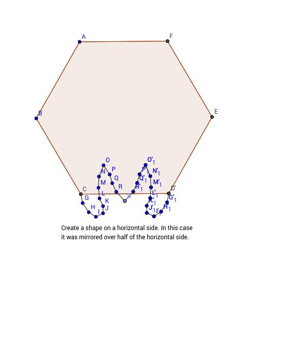 Translation Tessellation 2