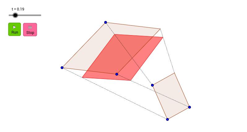 「分點」平行四邊形