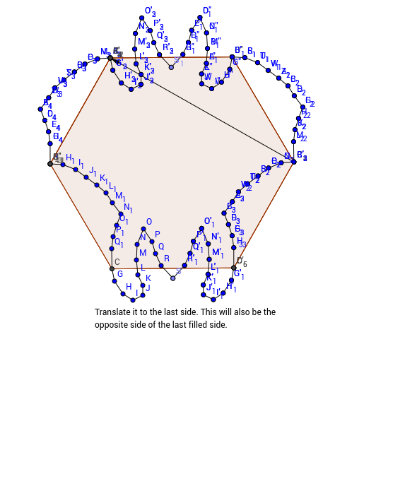 Translation Tessellation 7