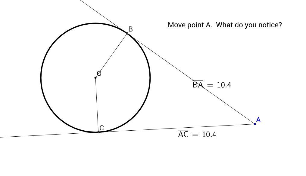 Geometry - Circles Unit - GeoGebraBook