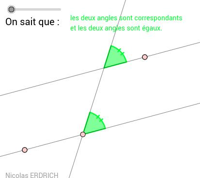 Angles de droites 2