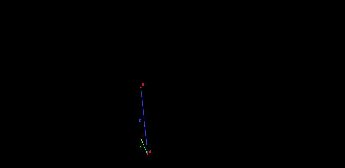 cono ottenuto dalla rotazioene di un triangolo rettangolo