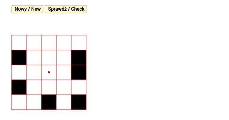 Kwadratowy wzór 4/ Sqaure pattern 4