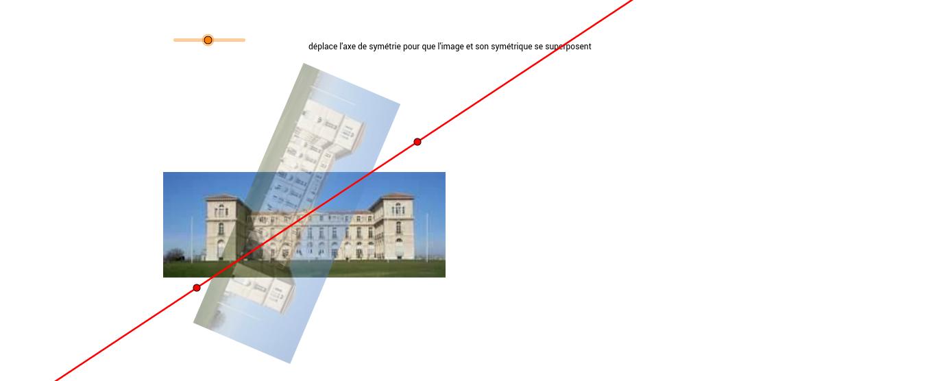Symétrie marseillaise 4: le palais du Pharo