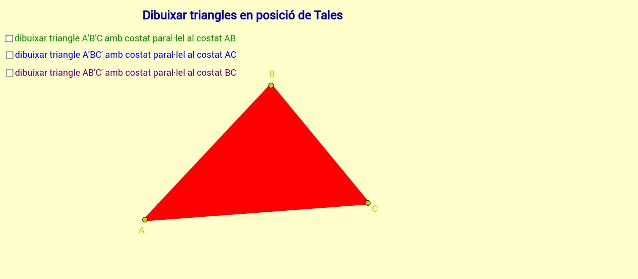 MAdibuixar_triangles en posició de Tales (ARC)