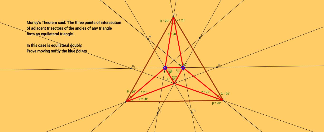Morley's Theorem