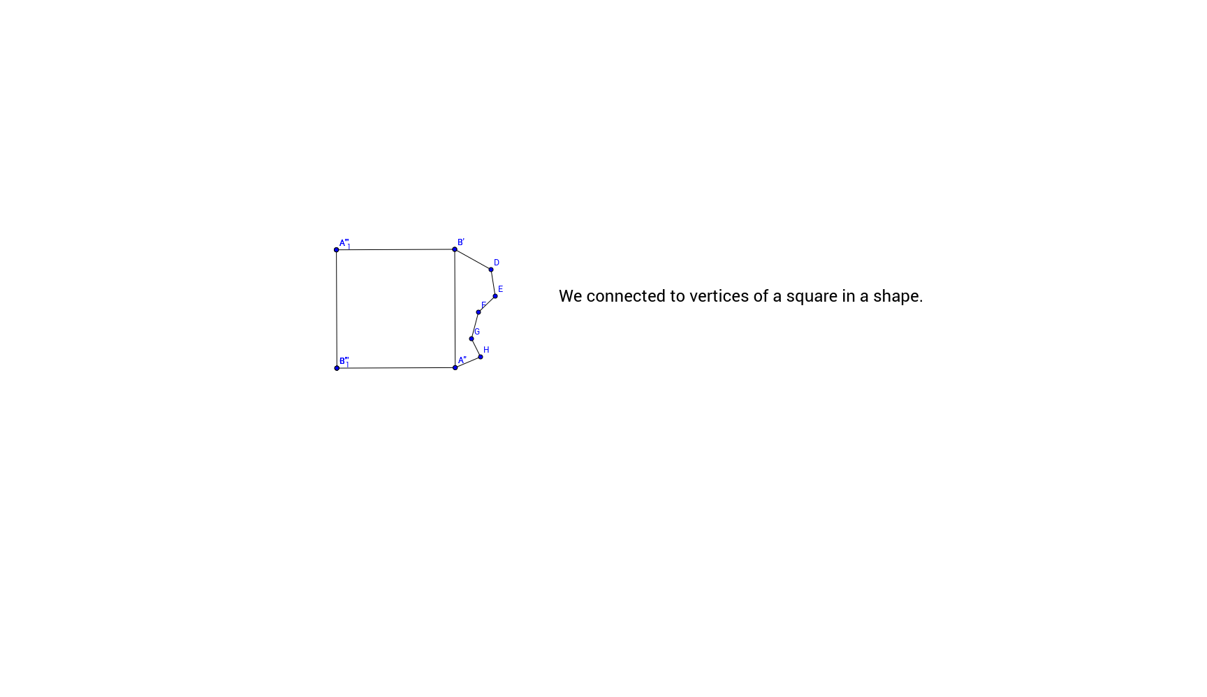 Tessellation 1 step 2
