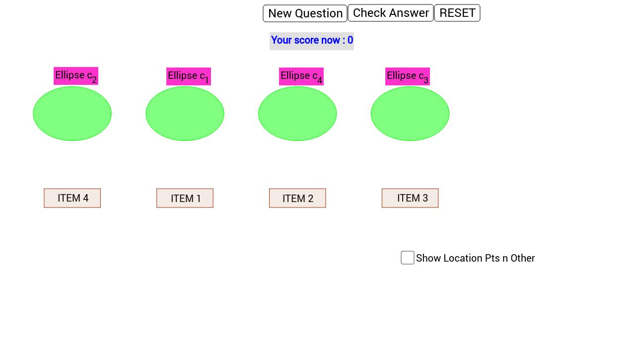 Matching Pair Quiz Template