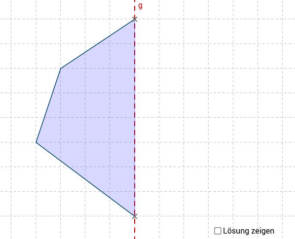 Symmetrische Figuren 1