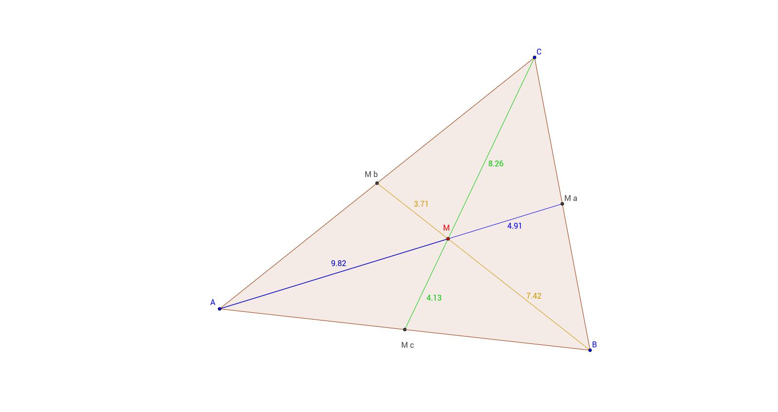 GDRS - Mittelsenkrechten im Dreieck 2