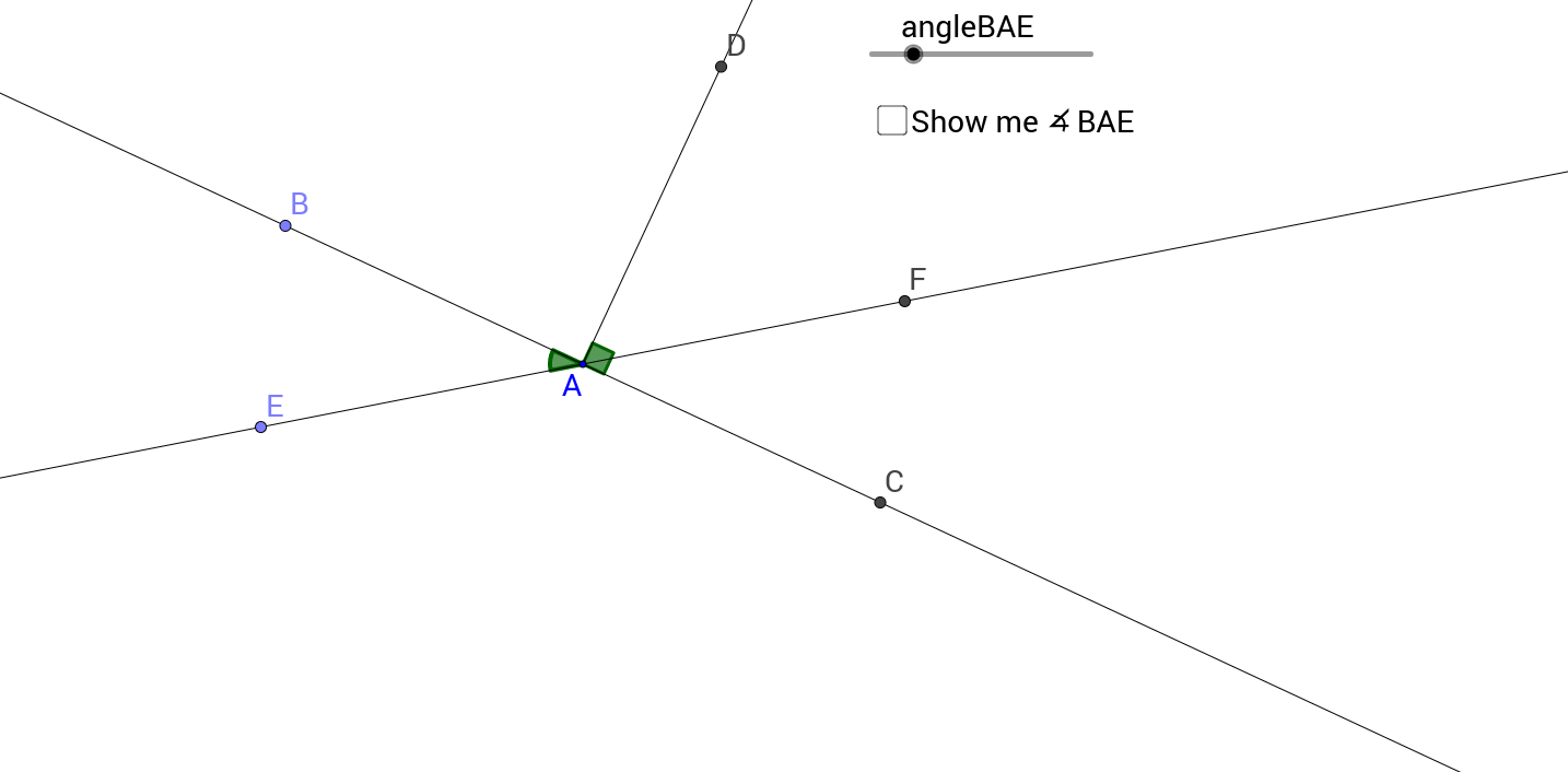 Angle Pairs (and other groups)