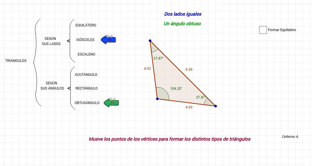 Triángulos (clasificación)