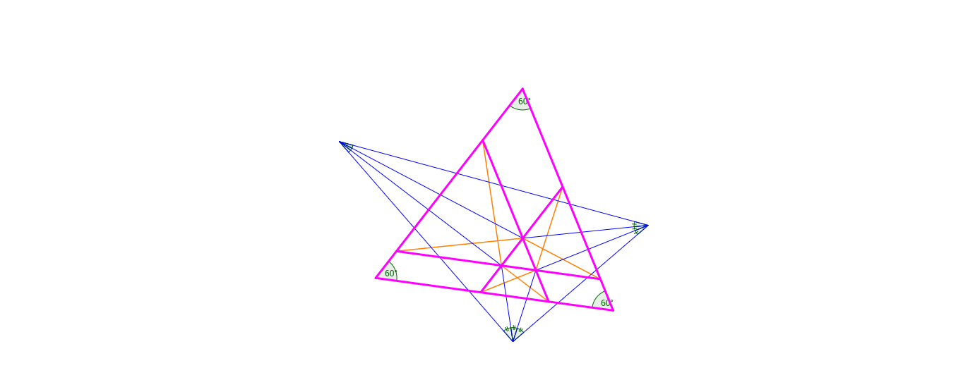 Equilateral Triangles 10