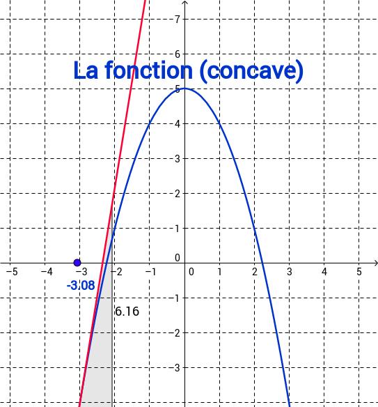 Fonction concave