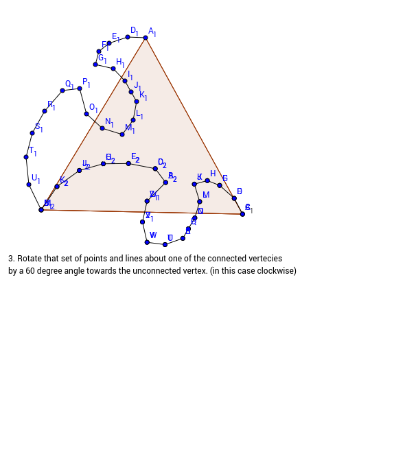 Rotational Tessellation Step 3