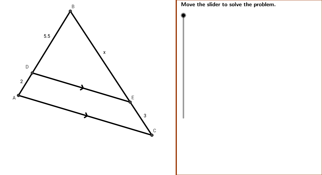CCSS IP Math II 5.3.2 Example1
