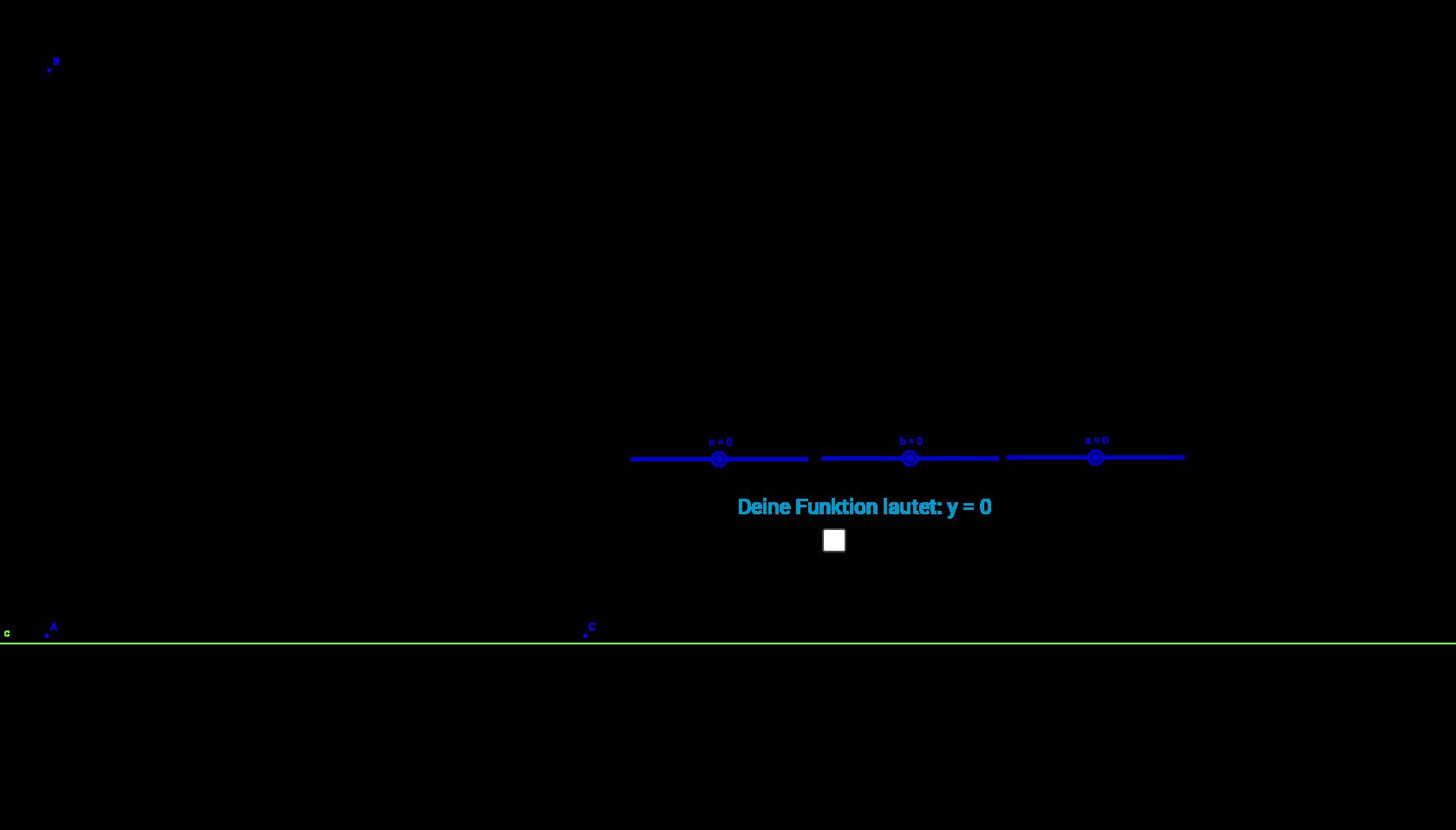 Grundlagen der quadratischen Funktion