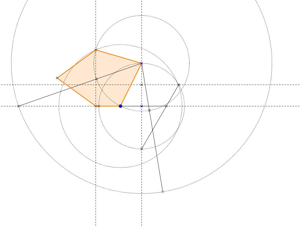 Pavage pentagonal, type 9