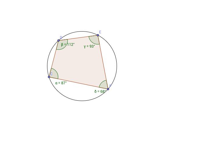 Circle Theorems, Cyclic Quadrilaterals