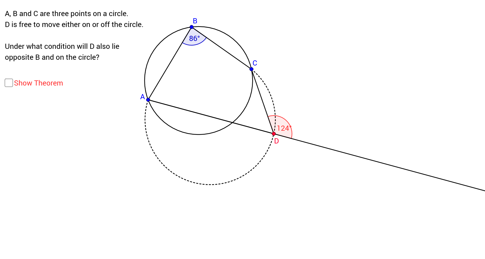 Tests for Cyclic Quadrilaterals (2)