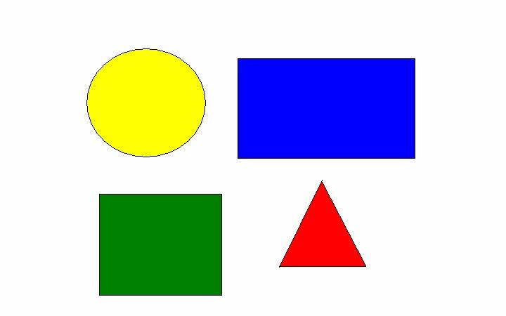 Figuras geometricas geogebrabook for Las formas geometricas