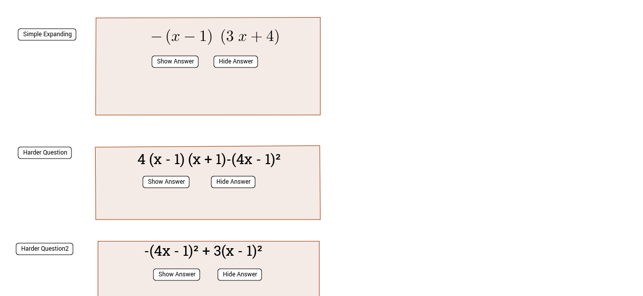 Copy of Expanding and Simplifying Polynomials