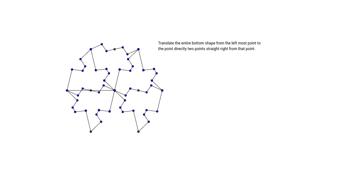 Rotation Tessellation Triangle Step 15