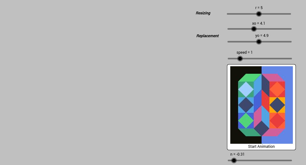 Vasarely Op-Art: PI.3