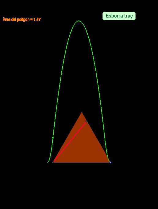 Pla secant a un poliedre amb full de càlcul