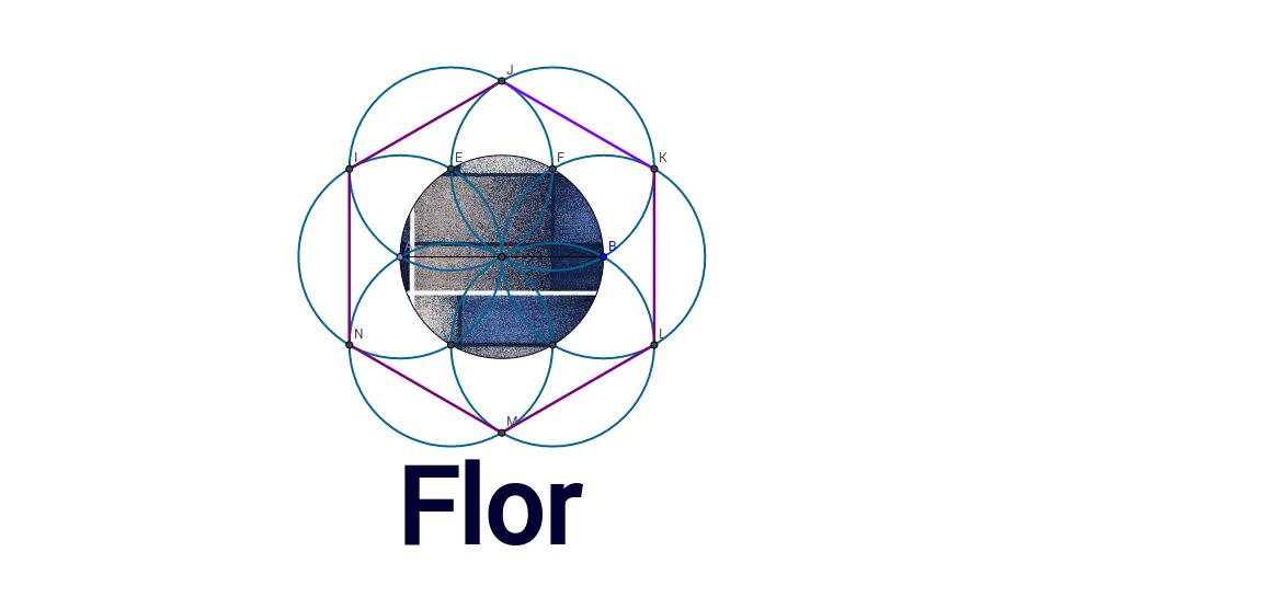 Flor GeoGebra
