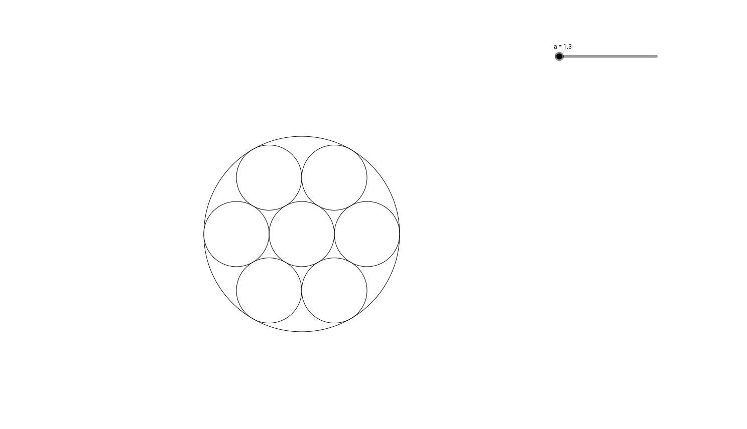 8 circles construction