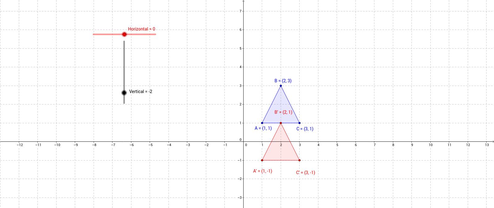 Triangle Translation