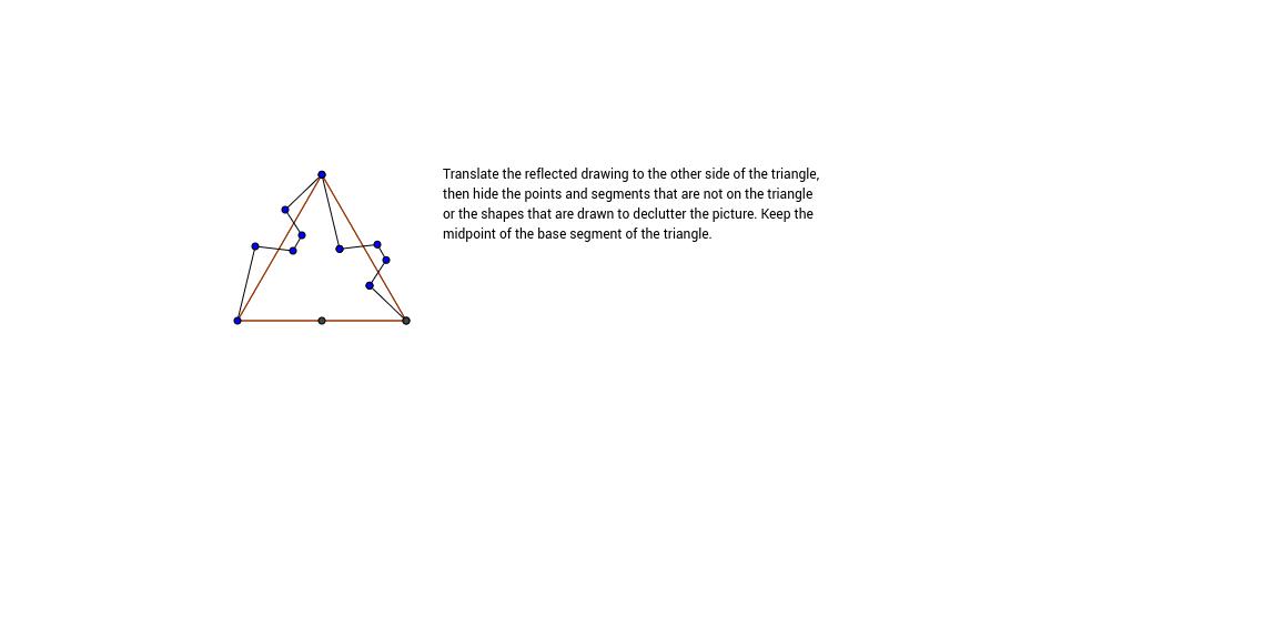 Rotation Tessellation Triangle Step 7