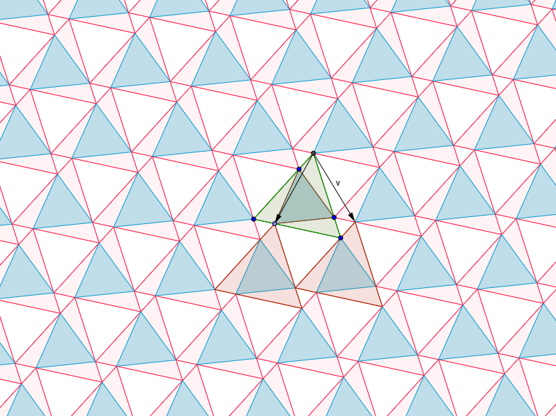 triangle tiling draft