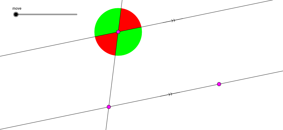 Angles and Parallel Lines Discovery #1