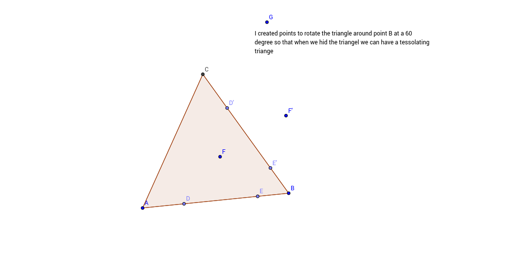 second triangle