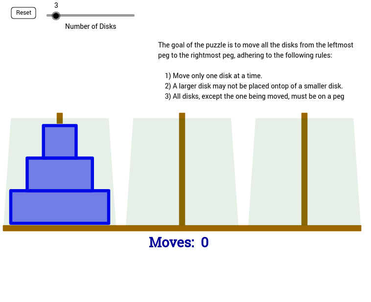 Tower of Hanoi- Schwartz