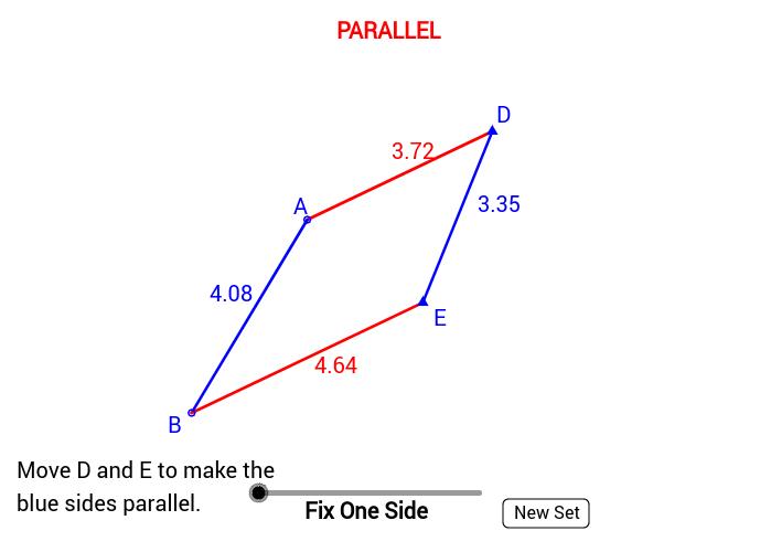 how to create parallel boxplots on geogebra