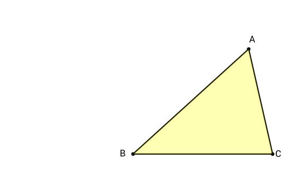 Umkreis eines Dreicks (die übliche Konstruktion)