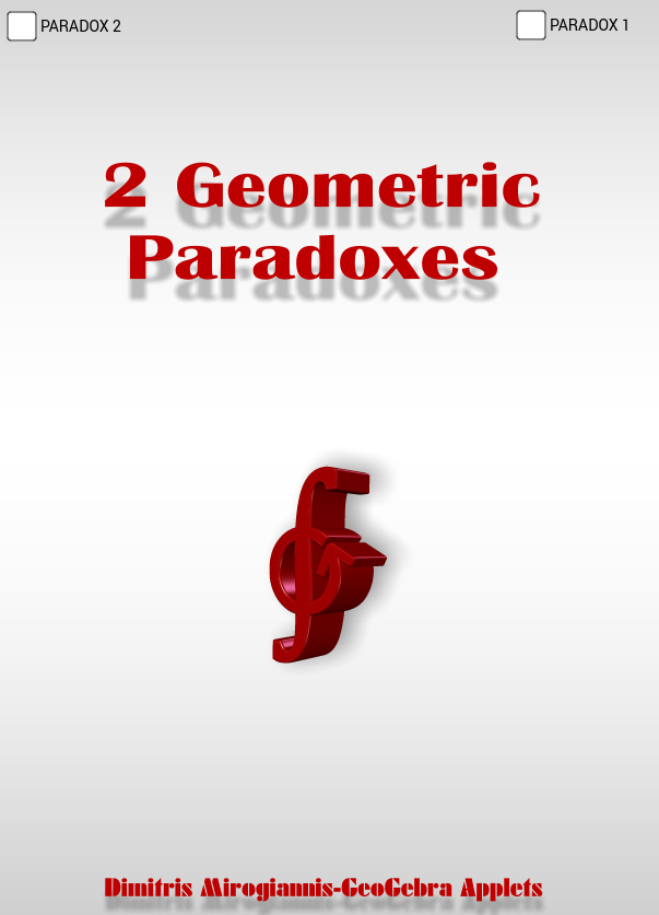 2 Geometric Paradoxes
