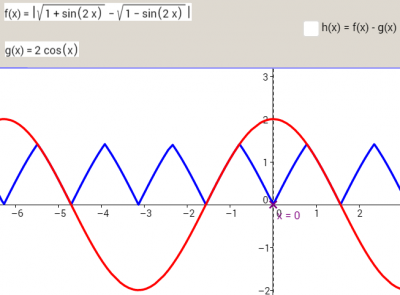Nehezebb egyenletek, egyenlőtlenségek  5.