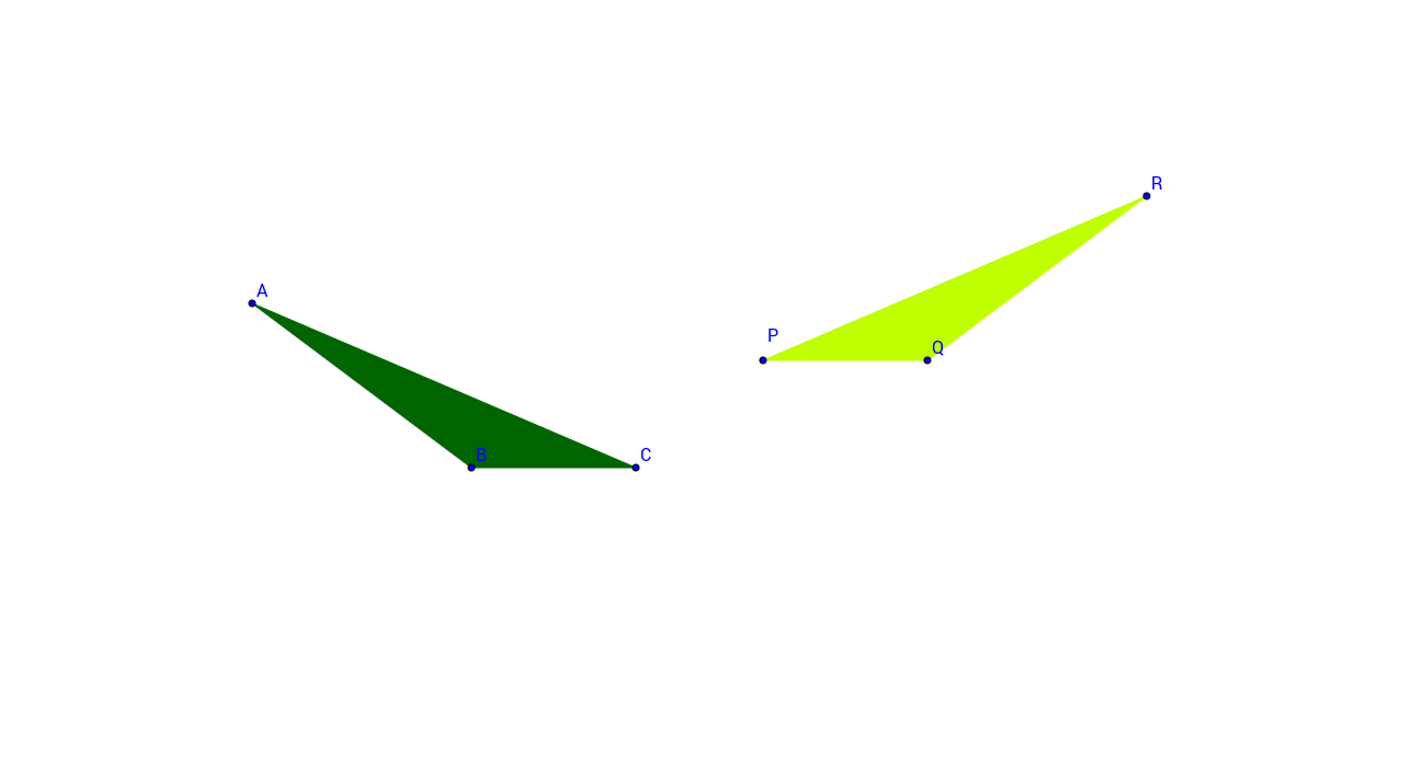 Inv 2.2F - Congruent Triangles