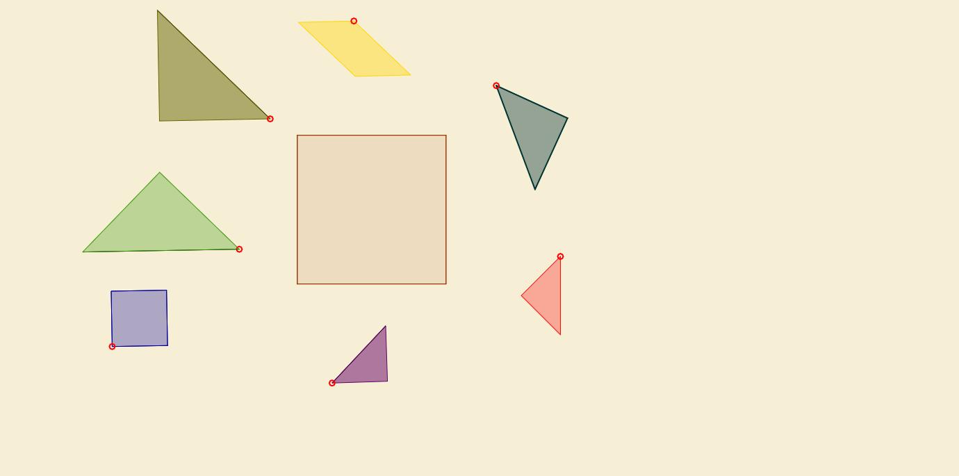 El juego del Tangram