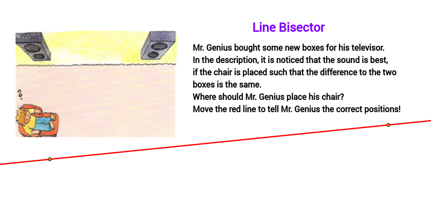 Line and Angle Bisector