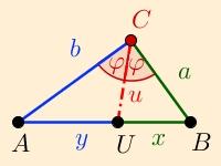 M - Trojúhelníky