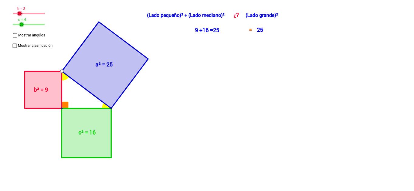 Recíproco de Pitágoras