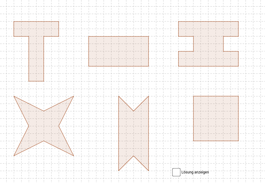 symmetrieachsen einzeichnen geogebra