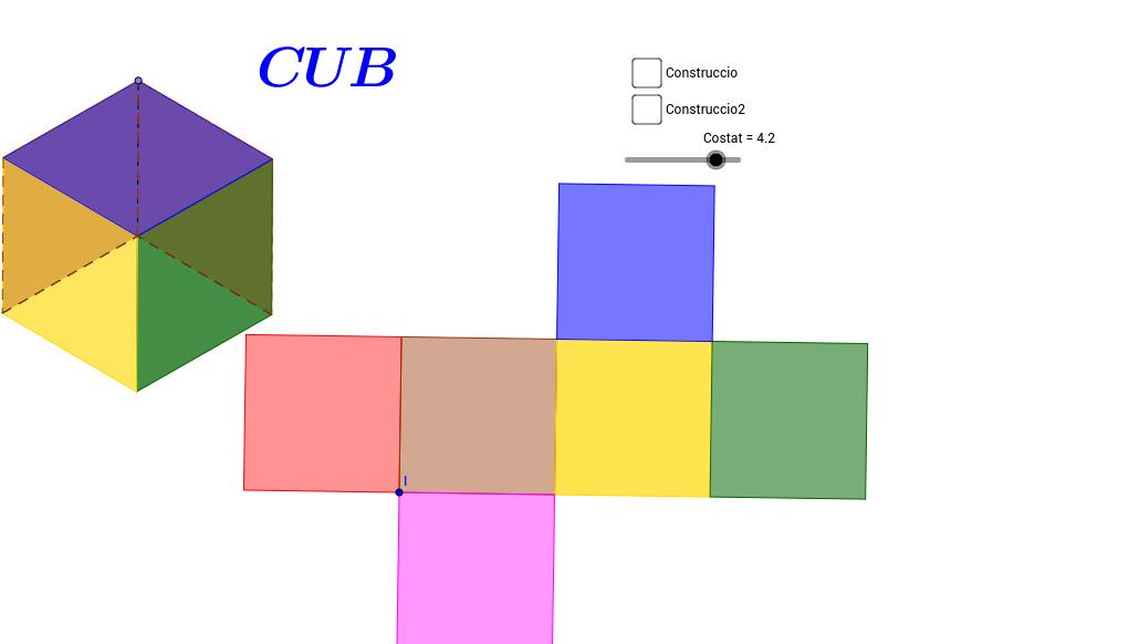 Cub i desenvolupament pla