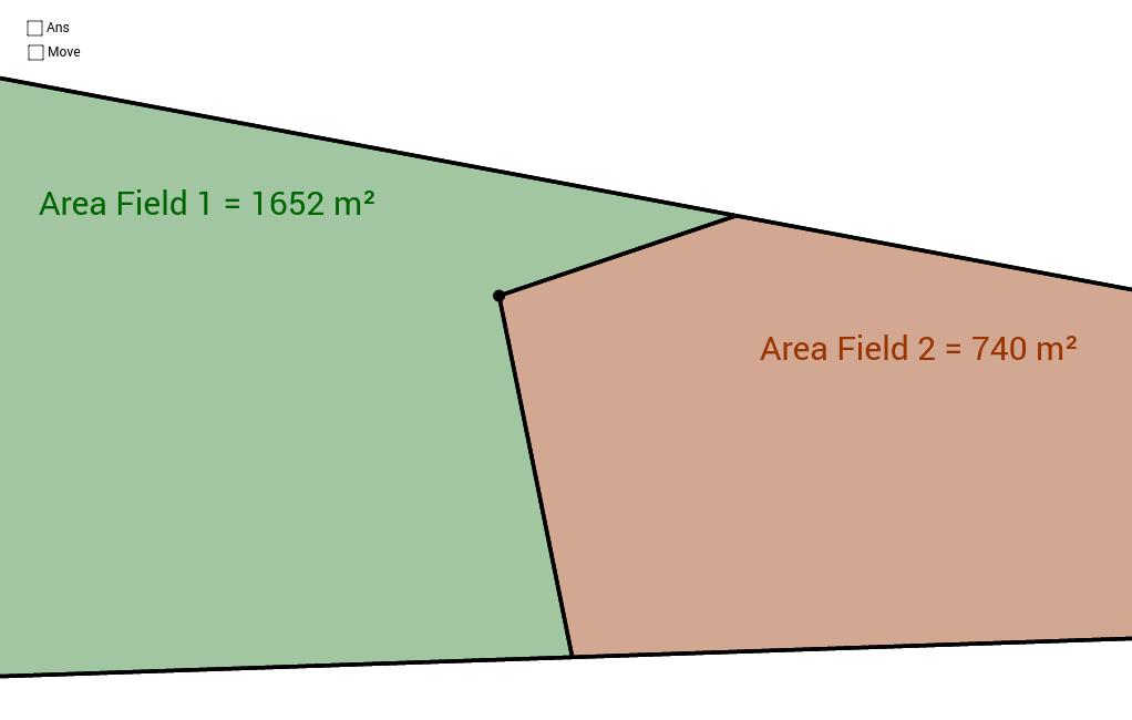 Farmers Field Problem